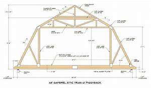 medeek design inc truss gallery With 30ft trusses