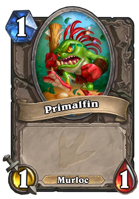Hearthstone Deck July 2017 by Primalfin Hearthstone Card