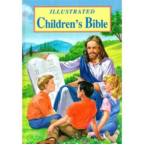 illustrated children s bible the catholic company 357 | illustrated childrens bible 1011145