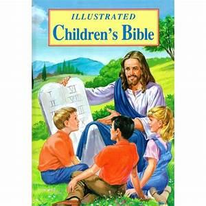Illustrated Children's Bible | The Catholic Company