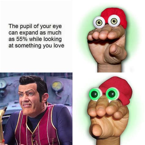 the pupil of your eye oobi kako we are number one your meme