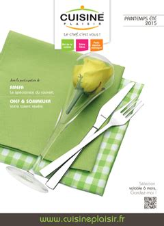 cuisine plaisir fr les catalogues cuisine plaisir groupe findis