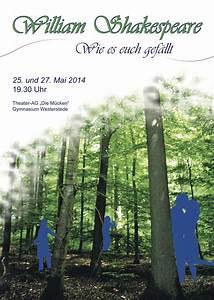 Wie Es Euch Gefällt Hannover : plakat theater ag die m cken ~ Buech-reservation.com Haus und Dekorationen