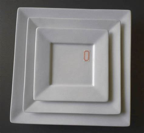 Viereckige Teller by China Square Plate Pd4023 China Square Plates Square