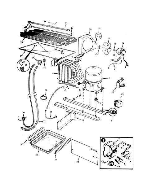 refrigerator compressor wiring wiring diagram and schematics