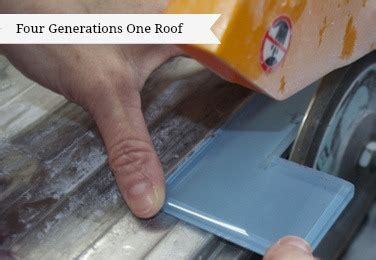 how to cut glass tile using a wet saw four generations