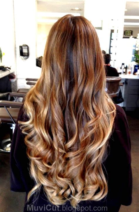 long hair extensions styles hair style  color  woman
