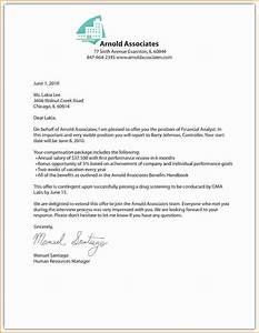 9 job offer letter assistant cover letter job offer letter With offer of employment letter template free