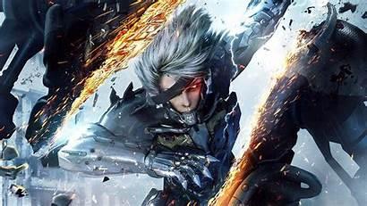Gear Rising Metal Wallpapers Revengeance Raiden