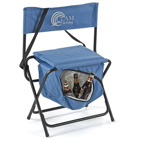 clam chair fishing seat clam trapper 1 shelter 210756 fishing