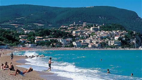 Di Ancona Sirolo Italy Marche Ancona