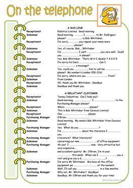 83 free esl dialogues worksheets