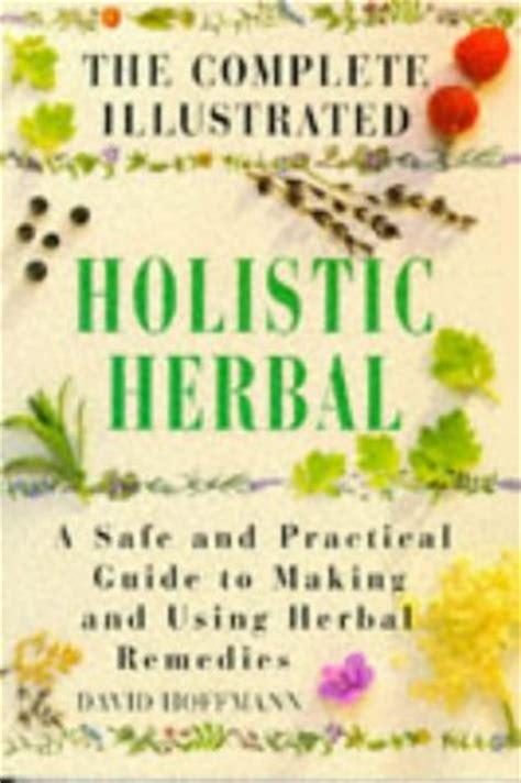 herbalism shelf
