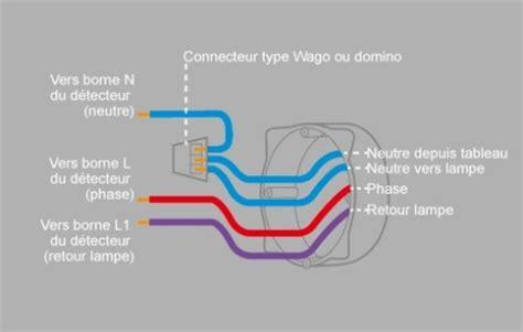 comment installer un projecteur exterieur comment remplacer un interrupteur par un d 233 tecteur de pr 233 sence leroy merlin