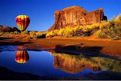 Arizona Desktop University Wallpapers Desert Az Sunrise