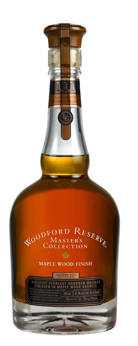 woodford reserve releases limited edition maple wood
