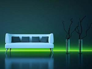Led Indirekte Deckenbeleuchtung : indirekte beleuchtung mit led lampen selber bauen ~ Watch28wear.com Haus und Dekorationen