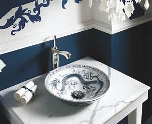 Palm springs home design true blue for True blue bathrooms