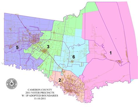 Confusion over JPs follows consolidation of Cameron County