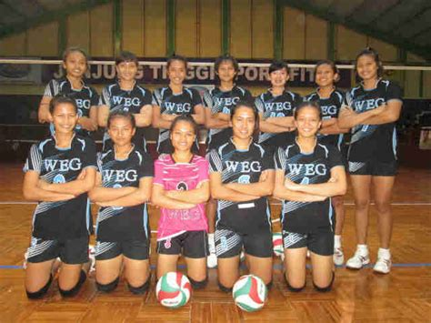 oktober  wahana express group volleyball club weg