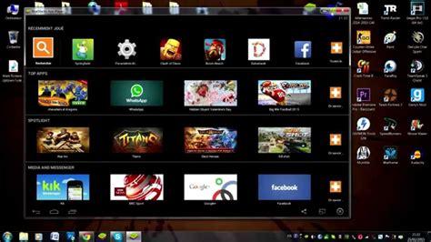 jeux android sur pc tuto comment jouer a des jeux android sur pc gratuitement