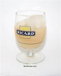 Verre A Ricard : le bar chez vous le verre ricard ~ Teatrodelosmanantiales.com Idées de Décoration