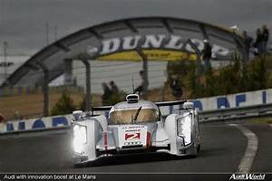Le Mans Innovation : audi with innovation boost at le mans audiworld ~ Medecine-chirurgie-esthetiques.com Avis de Voitures