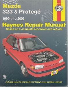 Mazda 323 And Proteg Haynes Wiring Diagram