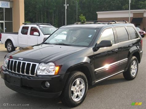 jeep laredo 2007 2007 black jeep grand cherokee laredo 15062795 gtcarlot
