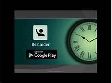 Reminder Apps on Google Play