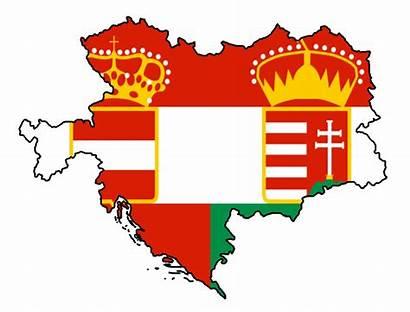 Flag Map Empire Hungarian Austro Deviantart Russia