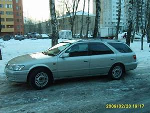 2001 Toyota Camry Gracia Wagon Pictures