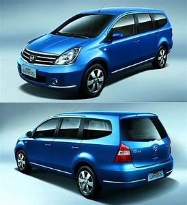 All About Cars  Nissan Grand Livina 2012