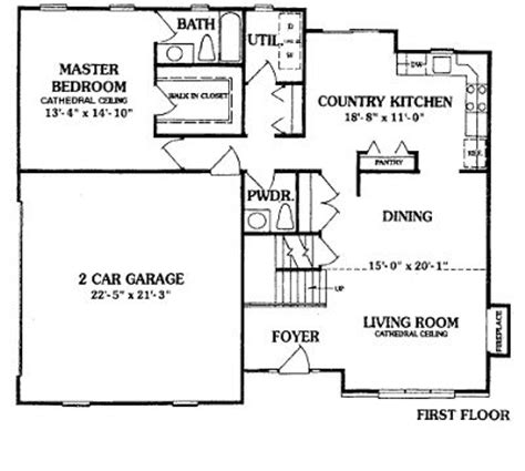 master bedroom plans room