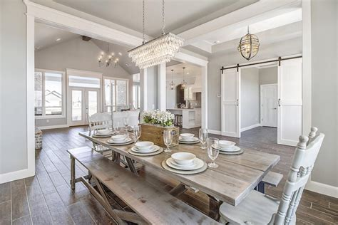 Home Interior Design 101 : 101 Dining Room Decor Ideas (2019 Styles, Colors And Sizes
