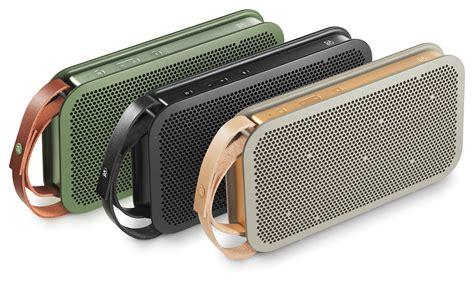 enceinte et olufsen beoplay a2 bluetooth speaker by olufsen design
