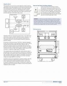 D4120 Duct Smoke Detector Manual