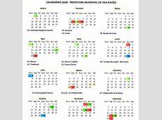 Prefeitura de Vila Pavão Prefeitura institui calendário