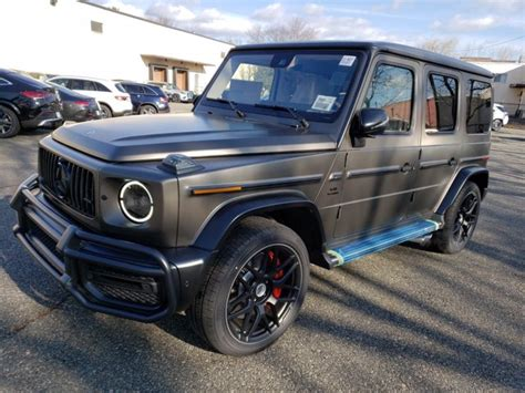 We're sorry, our experts haven't reviewed this car yet. New 2021 Mercedes-Benz AMG G 63 4MATIC SUV | G manufaktur ...