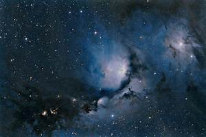 DSS Image: M78 - Reflection Nebula