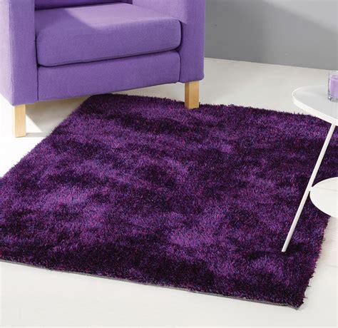 purple shag rug purple brown black orange green teal blue toft