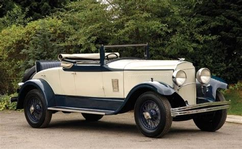 Eugene Chrysler by 107 1929 Chrysler Imperial L80 Convertible Coup 233 On