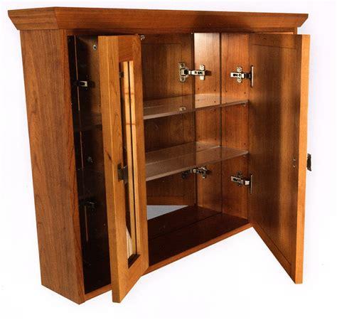 Wood Medicine Cabinetsbathroom Vanity Materials Pros And