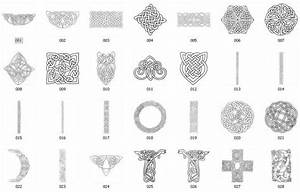 Celtic Symbols And Meanings Chart