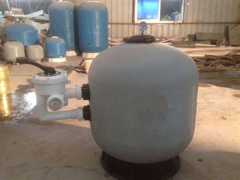 Swimming Pool Sand Filter Pump Sand Filter Vessel Pool