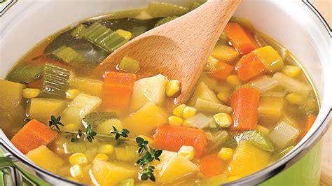 soupe aux l 233 gumes d automne recettes cuisine et