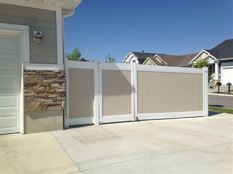 Fence And Deck Depot Bbb by Vinyl Fence Systems Fence And Deck Depot