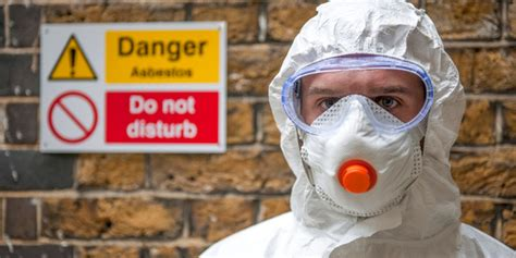 asbestos related harm   protect  ppe