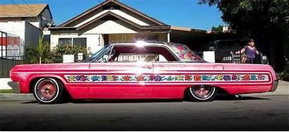 Gypsy Rose Impala 64 Santana Cars 1964