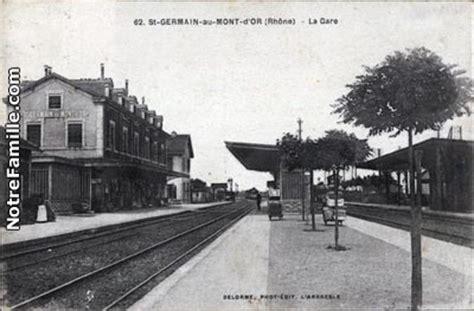 photos et cartes postales anciennes de germain au mont d or 69650